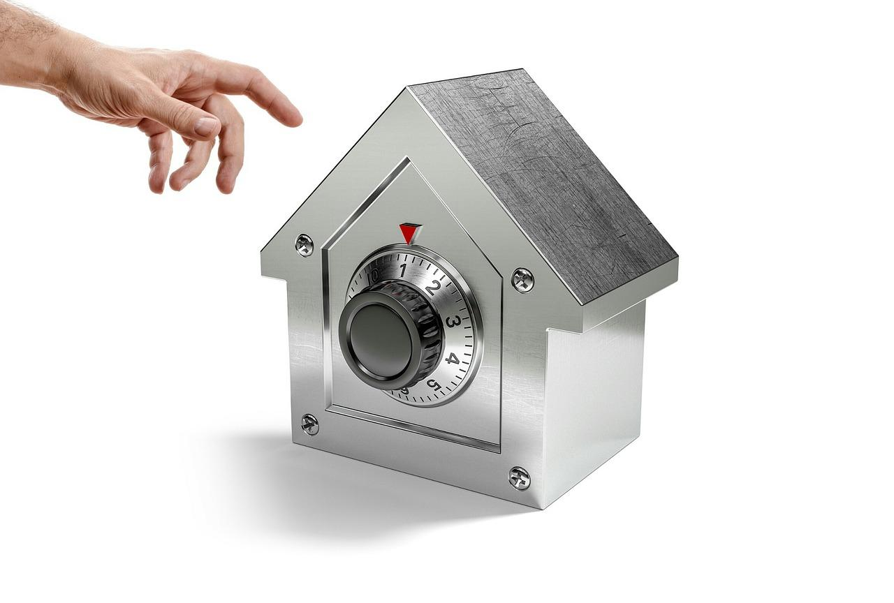 initial phase of home security