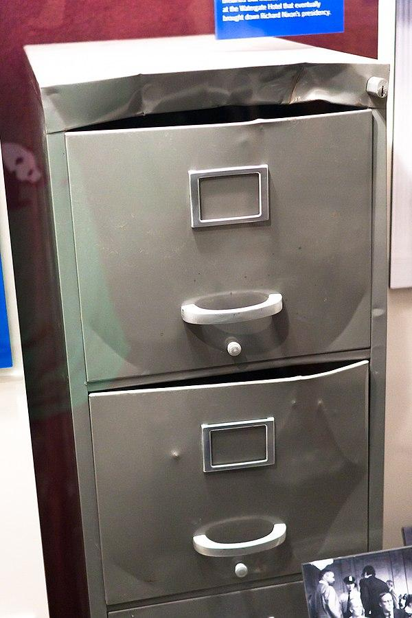 weaknesses of file cabinets