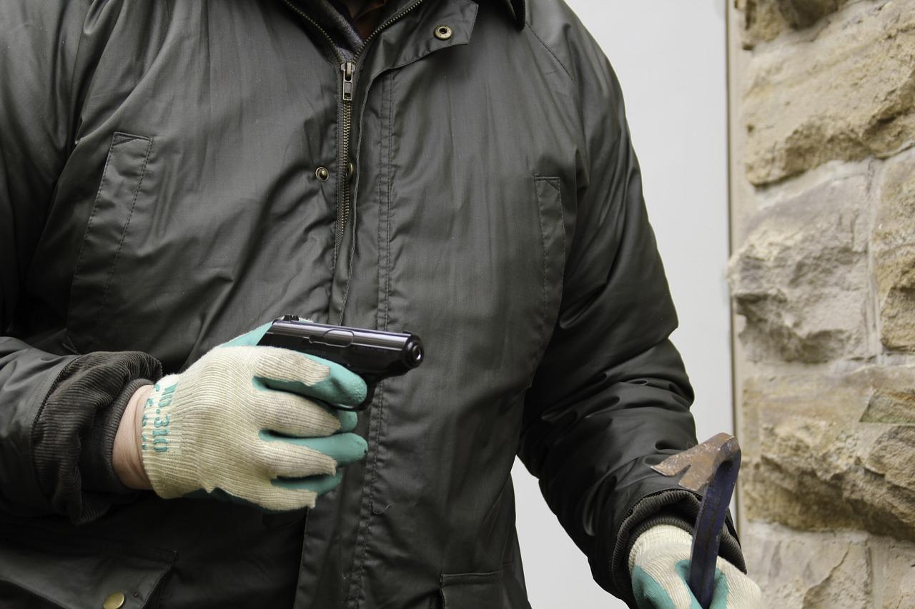 what to do after a home invasion or burglary