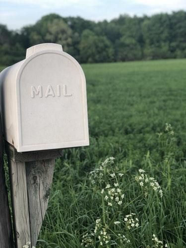 stopping mail delivery