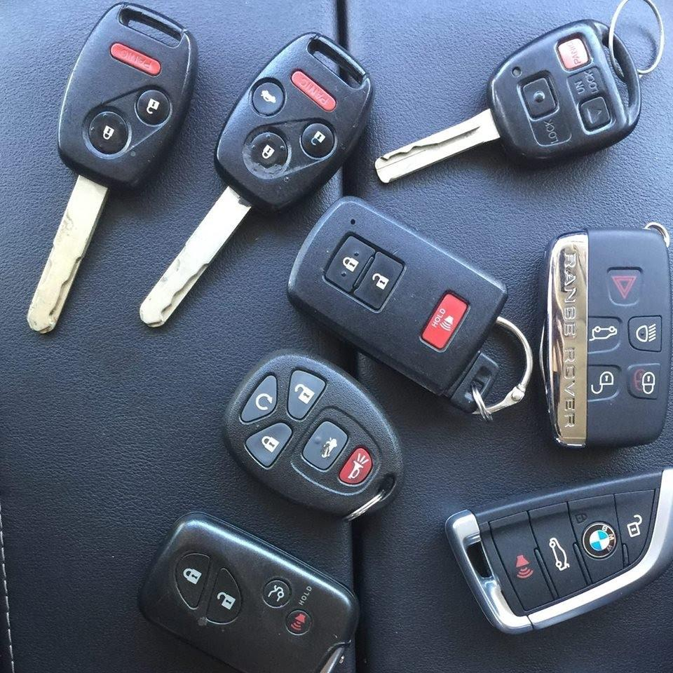 ways to fix a keyless remote