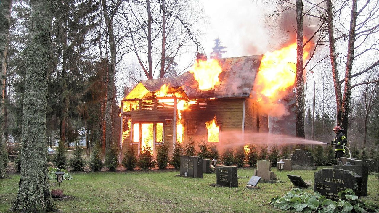 house fire protection