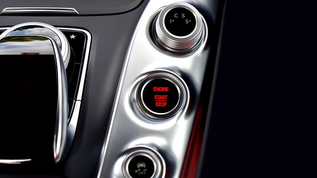 car push to start system