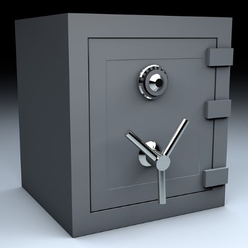 How to open a safe without the combination?