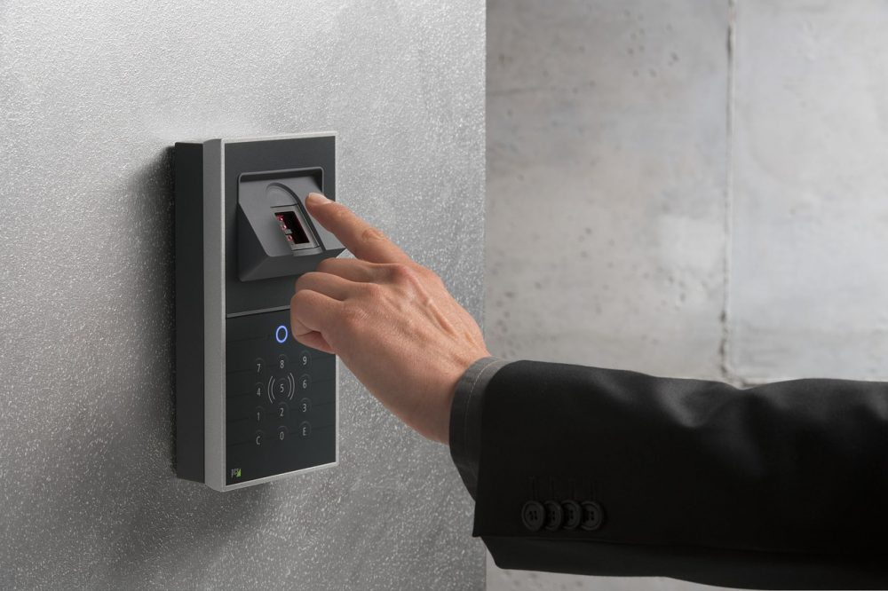 Locksmith Central Business District implementing fingerprint scanners and locks